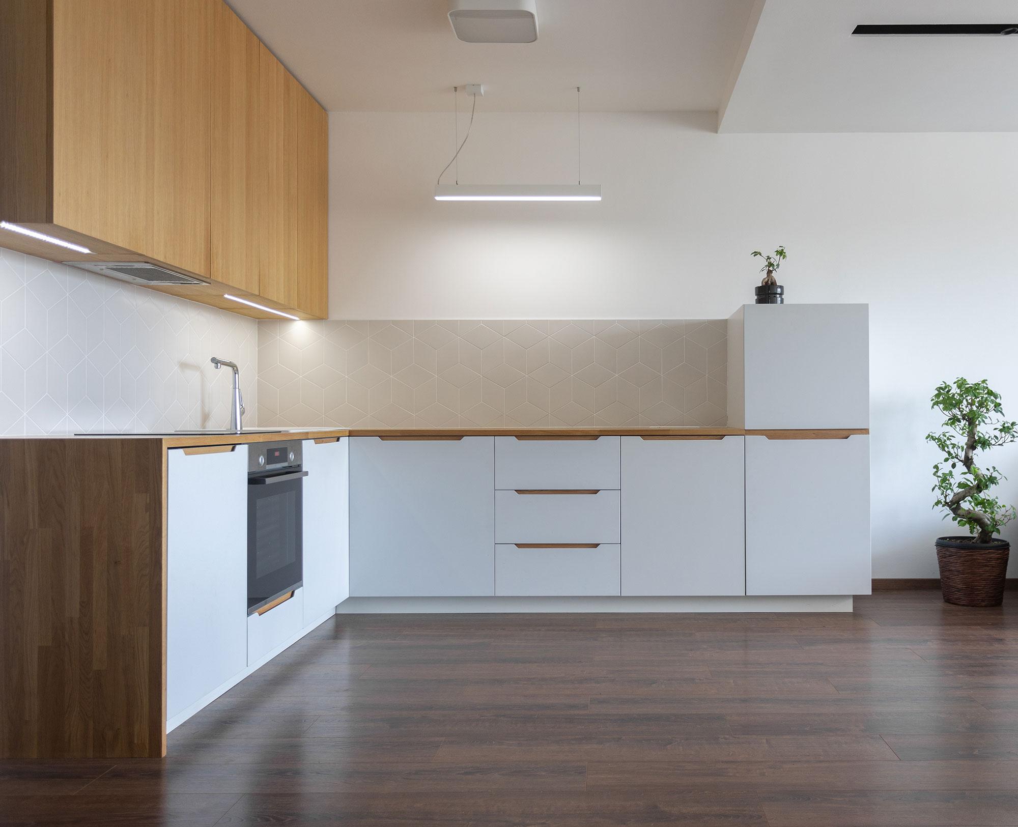 dizajnova kuchyna na mieru